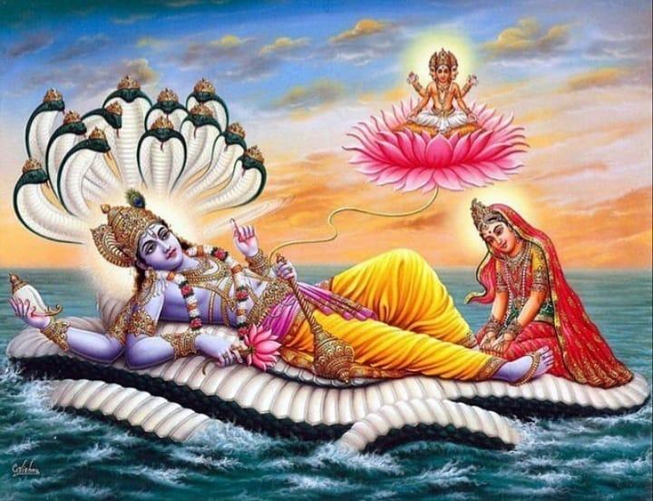 Lakshmi Narayana Images Hd