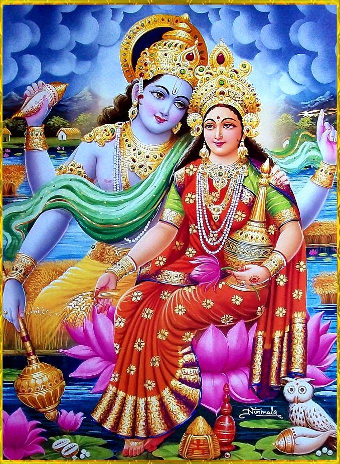Laxmi Narayan 3d Images