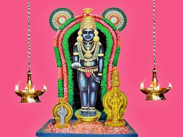 Lord Guruvayurappan HD Images Wallpaper