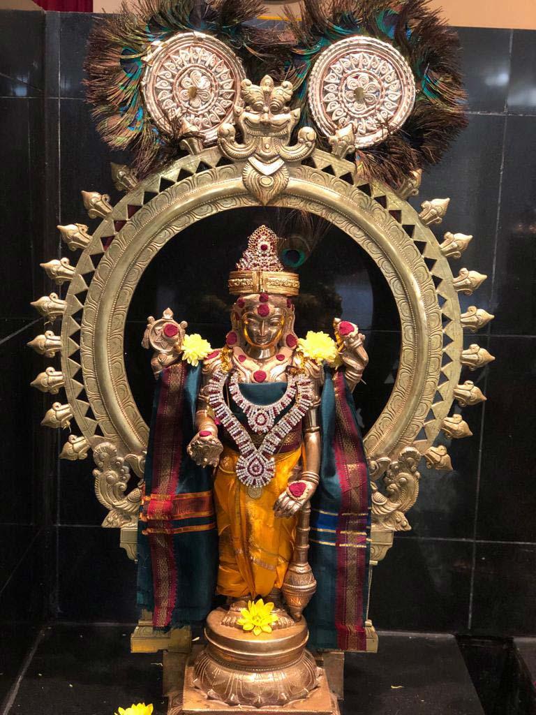 Lord Guruvayurappan Real Photo for Mobile