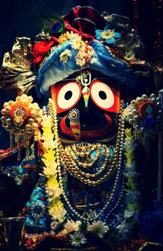 Lord Jagannath HD Image