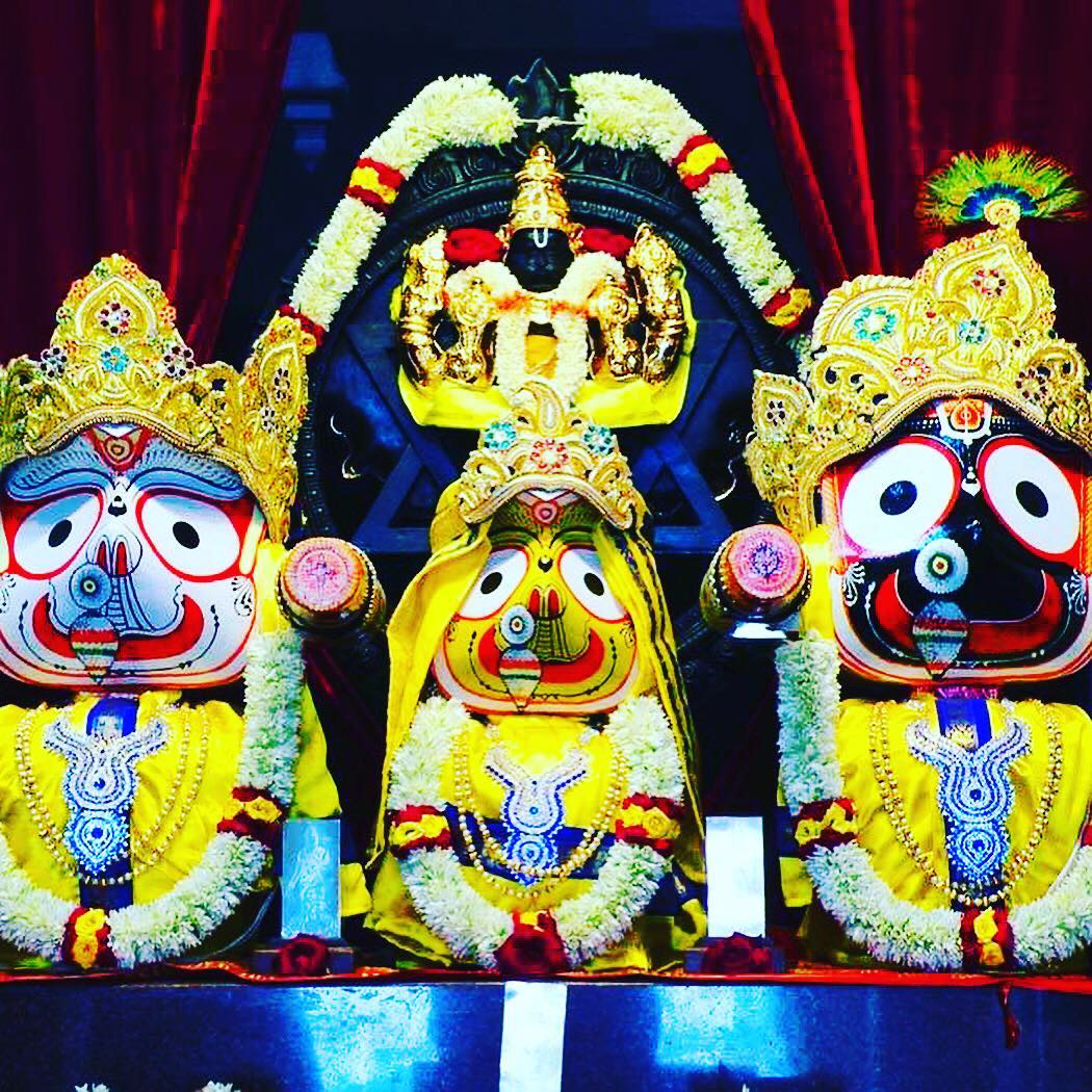 Lord Jagannath HD Images for Wallpaper