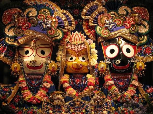 Lord Jagannath Ji Photo