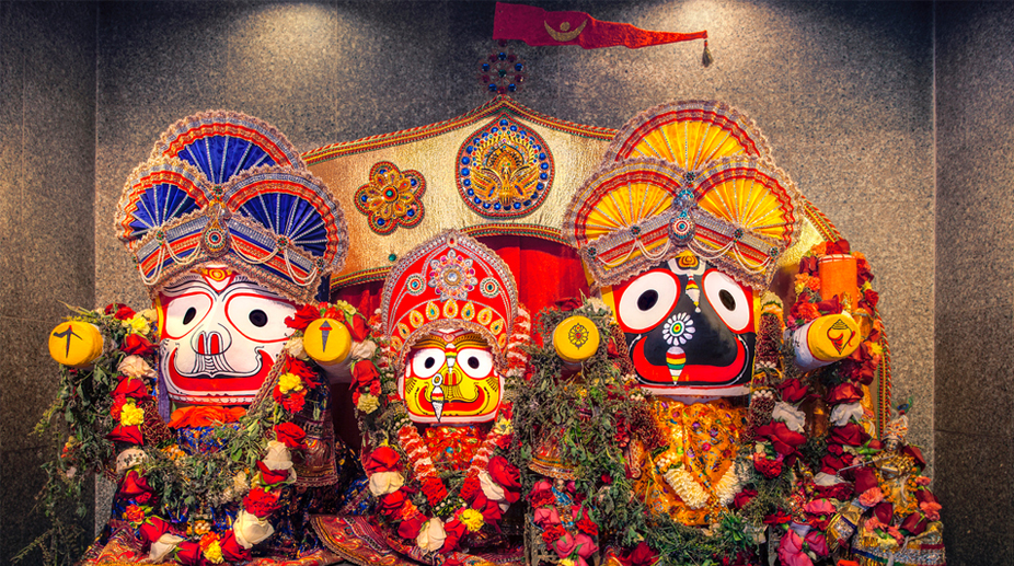 Lord Jagannath Rath Yatra Image
