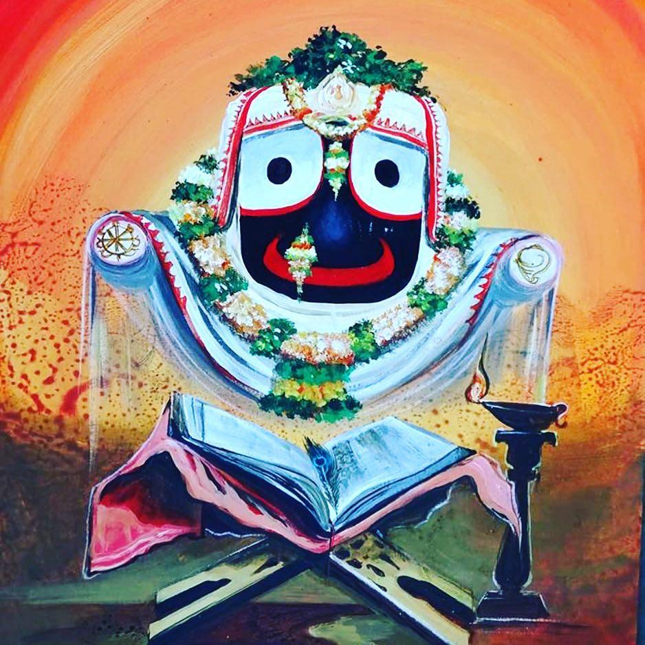 Lord Jagannath Temple Puri HD Images