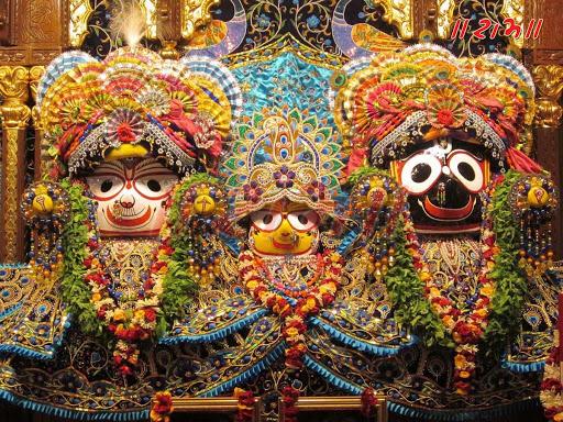 Lord Jagannath Temple Puri Image