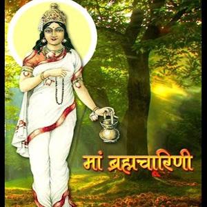 Mata Brahmacharini Ki Photo
