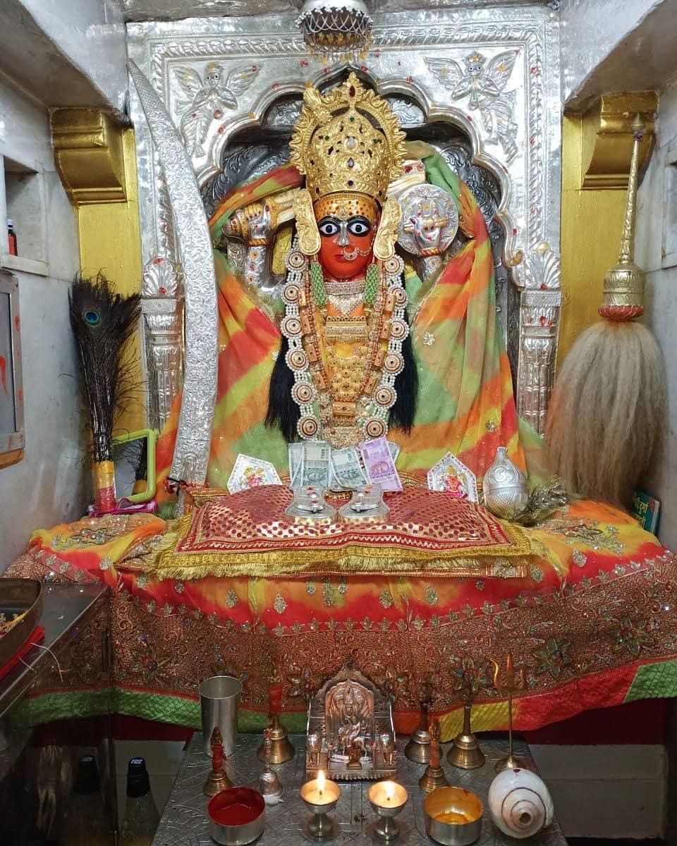 Photo of Ashapura Mataji