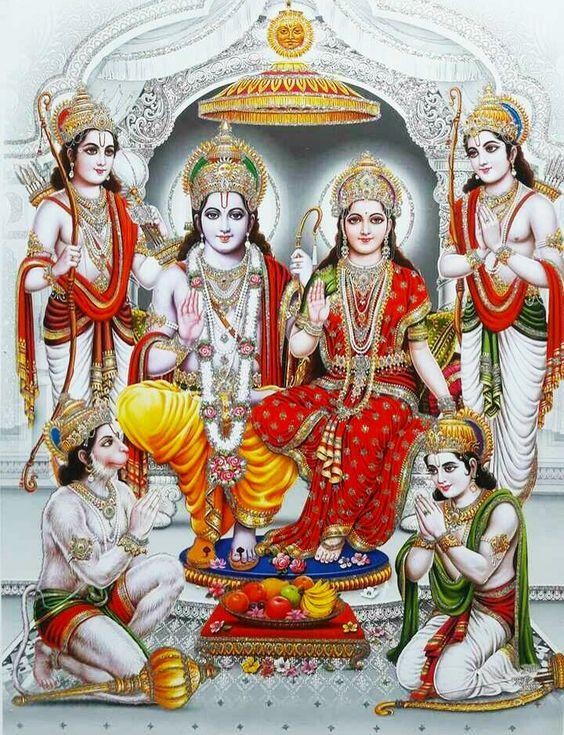 Ram Lakshman Sita Picture Photo for Mobile