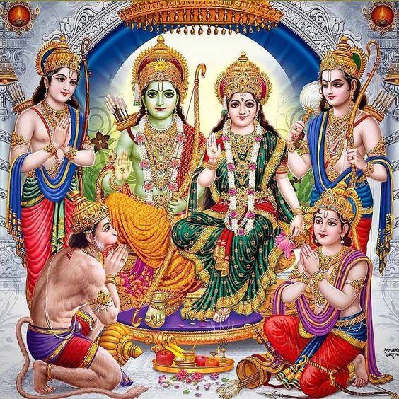 Ram Laxman Sita Hanuman HD Photos Download