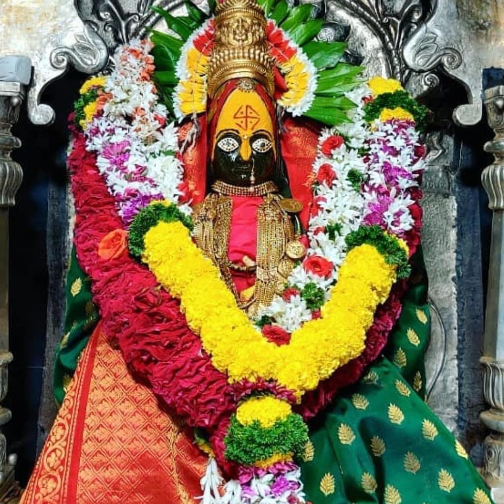 Tulja Bhavani Mata Photo Download
