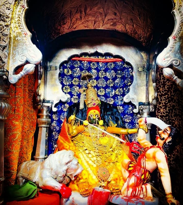 Tulja Bhavani Photo Image Wallpaper