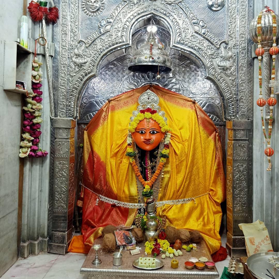 Tulja Bhavani Temple Images HD