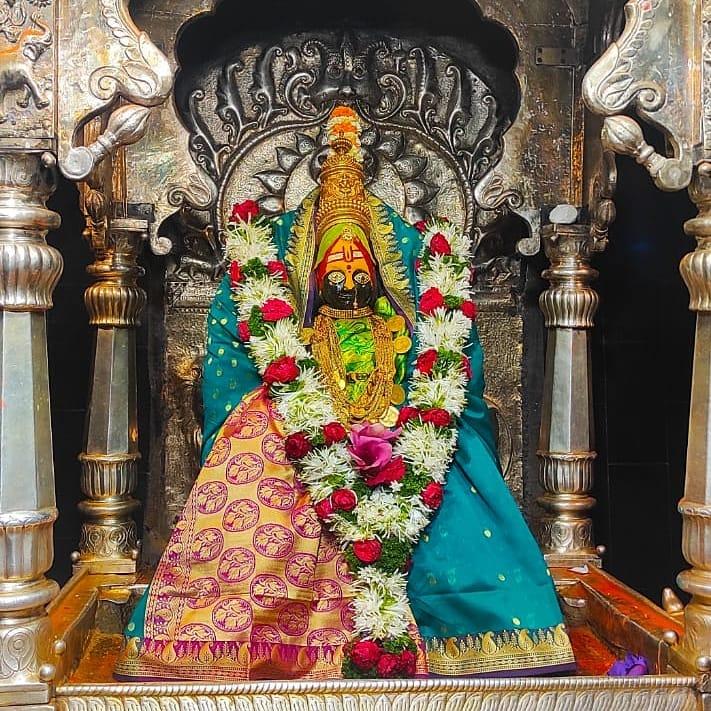 Tuljapur Bhavani Mandir Photo
