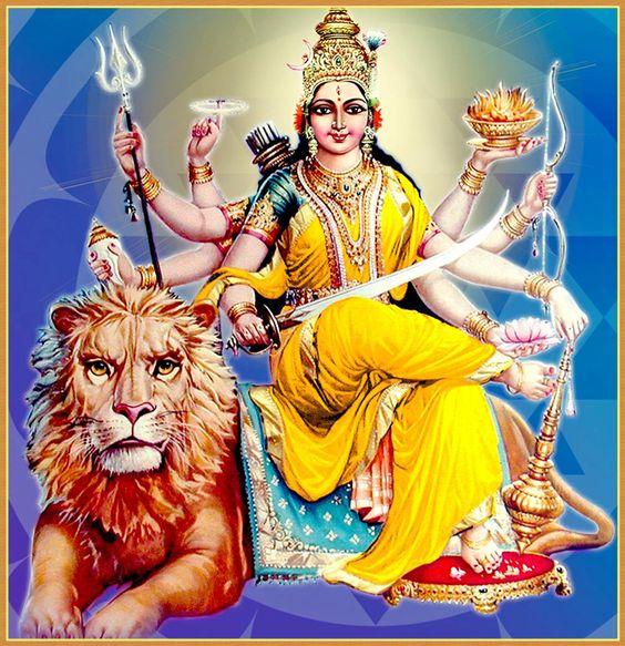 Download Maa Durga HD Wallpapers For Desktop