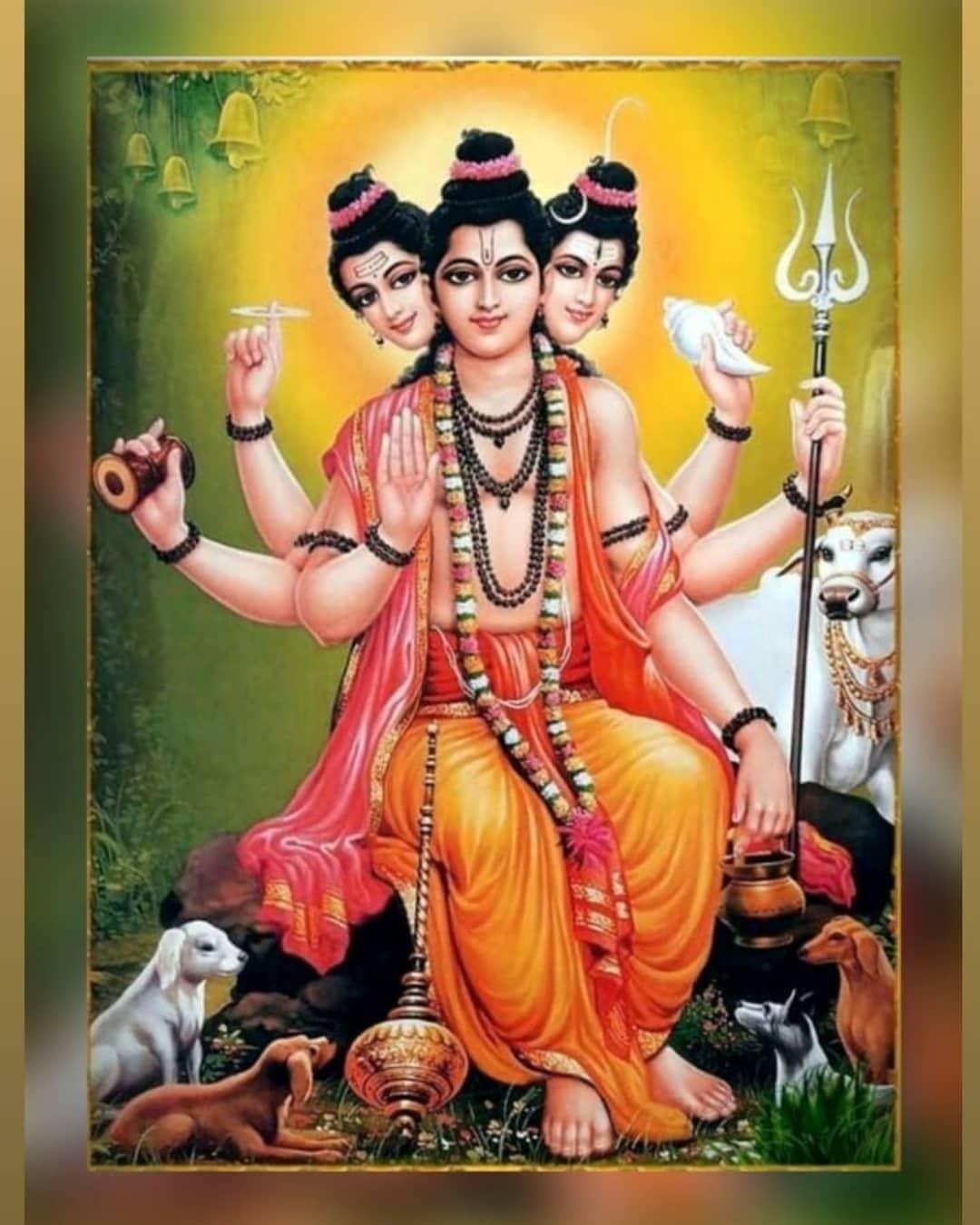 Download Shree Gurudev Datta Full Hd Images