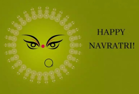 Happy Navratri Images For Whatsapp In English
