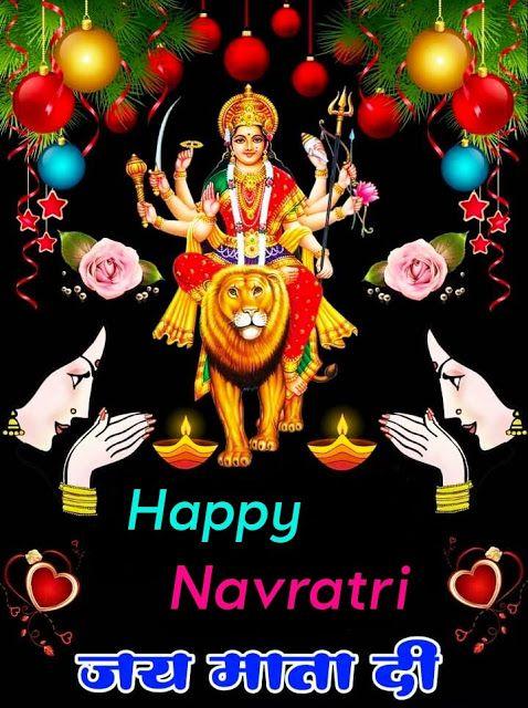 Happy Navratri Images Good Morning