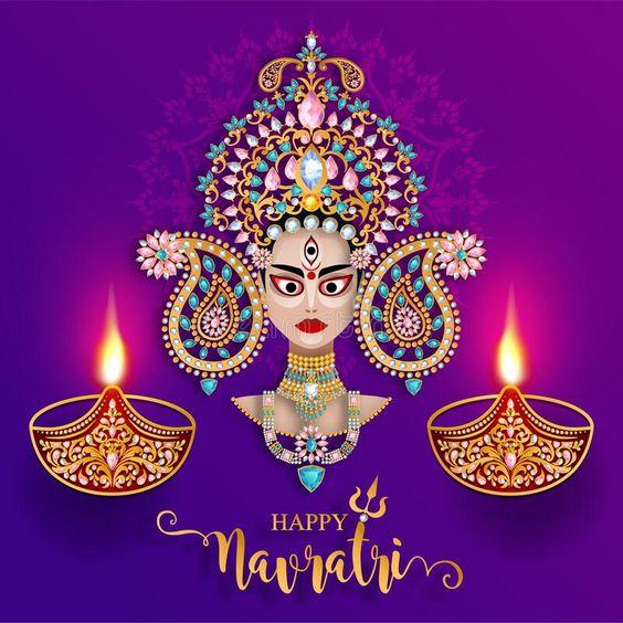 Happy Navratri Ki Photos