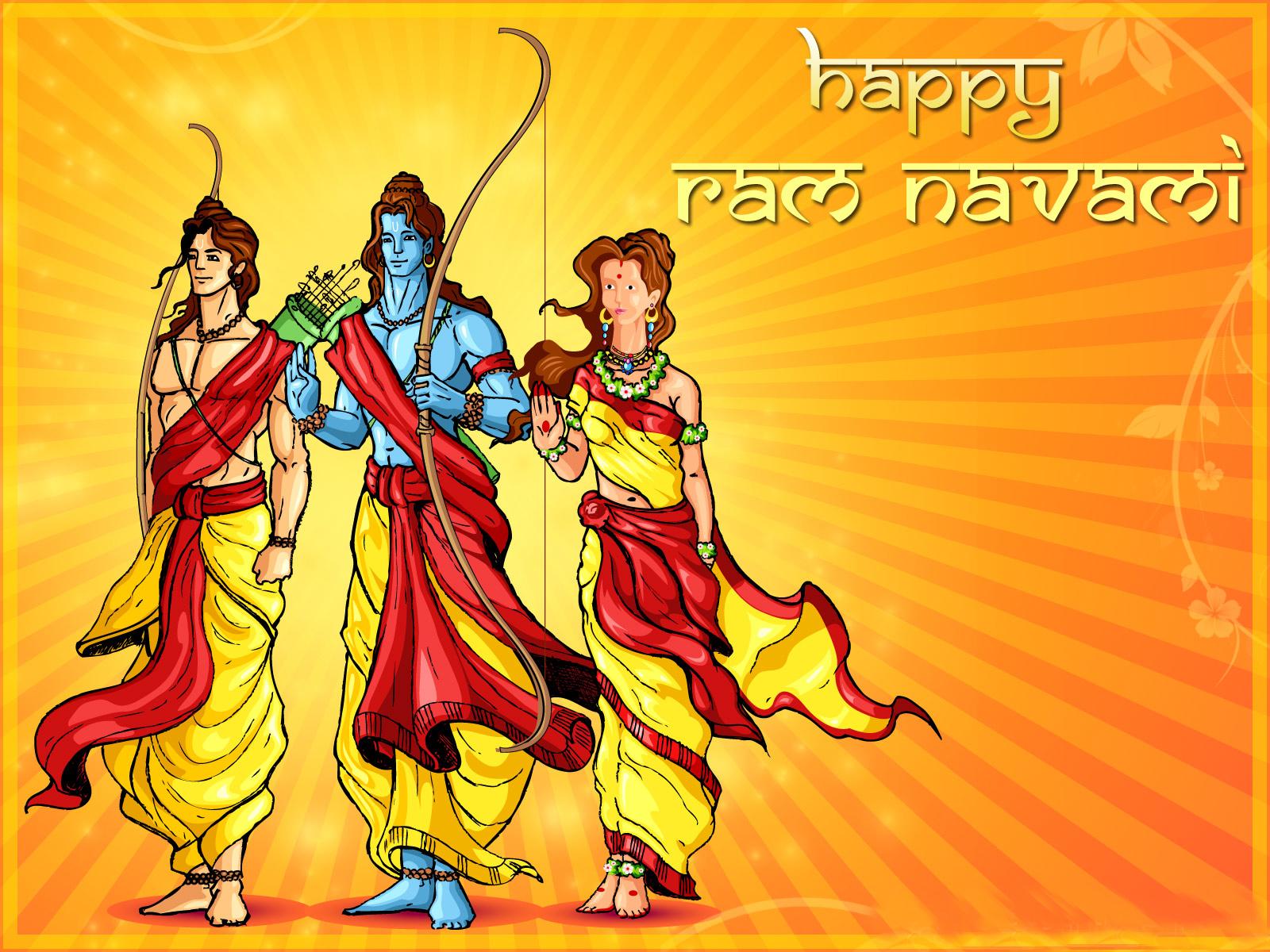 Happy Ram Navami Images Hd Download