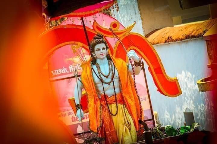 Happy Ram Navmi Image