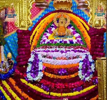 Hd Wallpaper Khatu Shyam Ji
