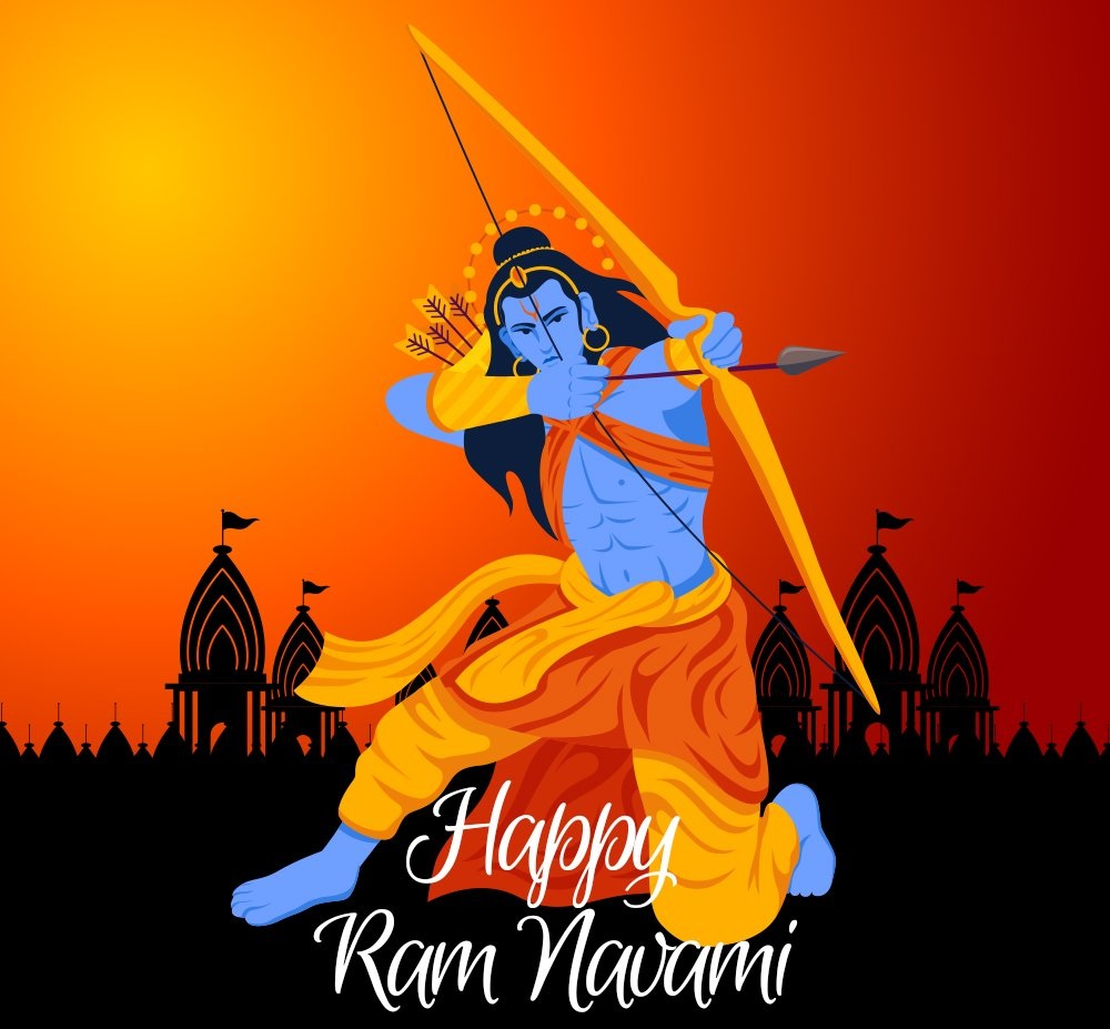 Images Of Ram Navmi Wishes