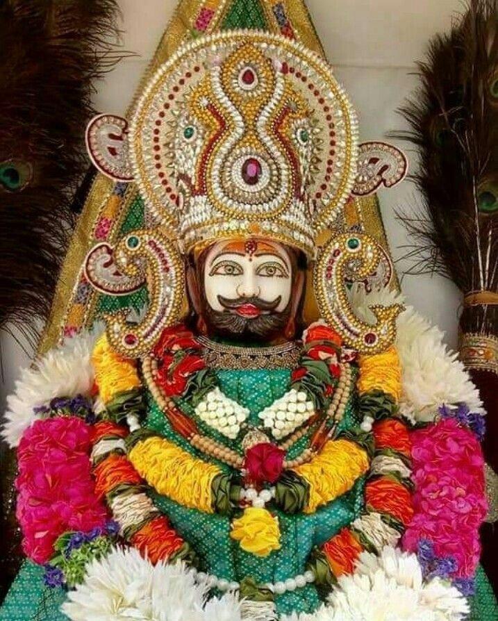 Khatu Shyam Baba Ki Picture