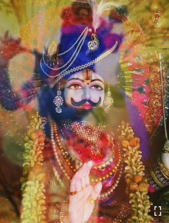 Khatu Shyam Image Wallpaper Photo
