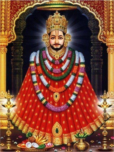 Khatu Shyam Image