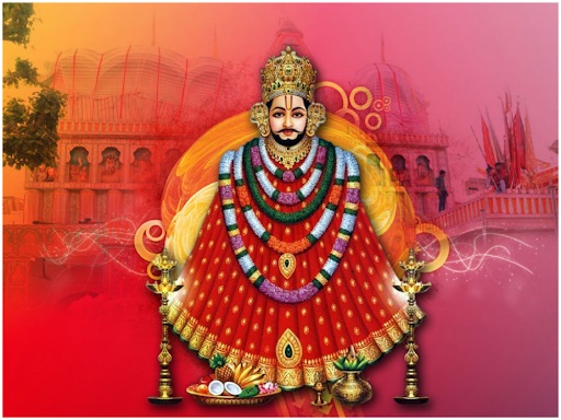 Khatu Shyam Real Image