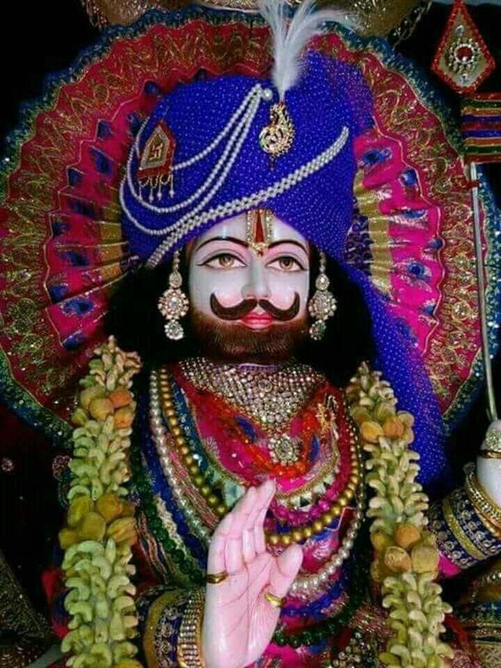 Khatu Wale Shyam Baba Ki Photo