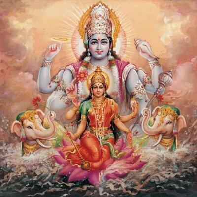 Lakshmi Narayan Wallpaper Hd