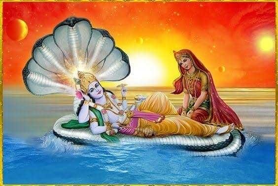 Laxmi Narayan God Image