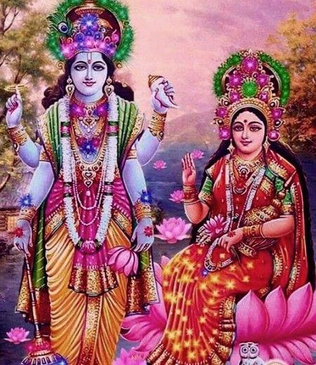 Lord Laxmi Narayan Images Free Download