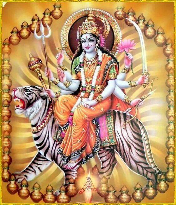 Maa Durga 3d Wallpaper 1080p Download