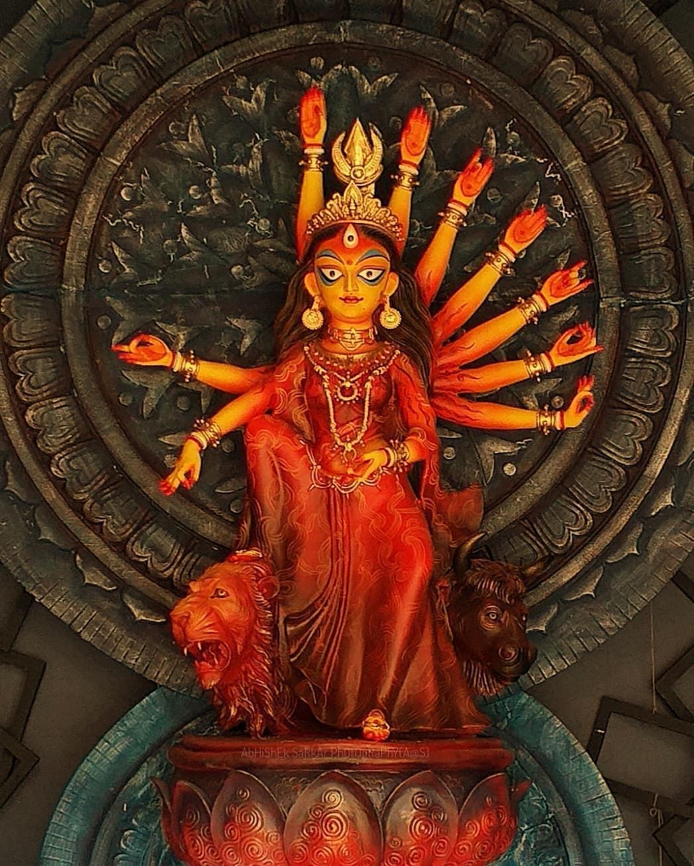 Maa Durga Android Wallpaper