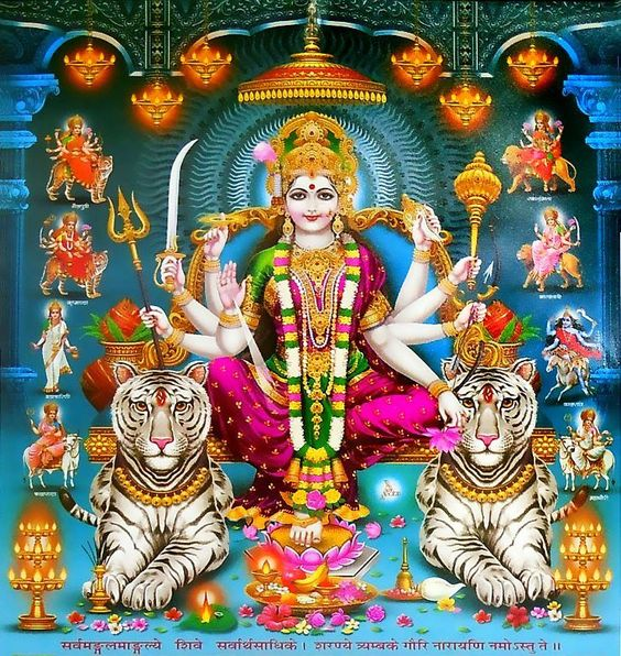 Maa Durga Images Hd Quality Download