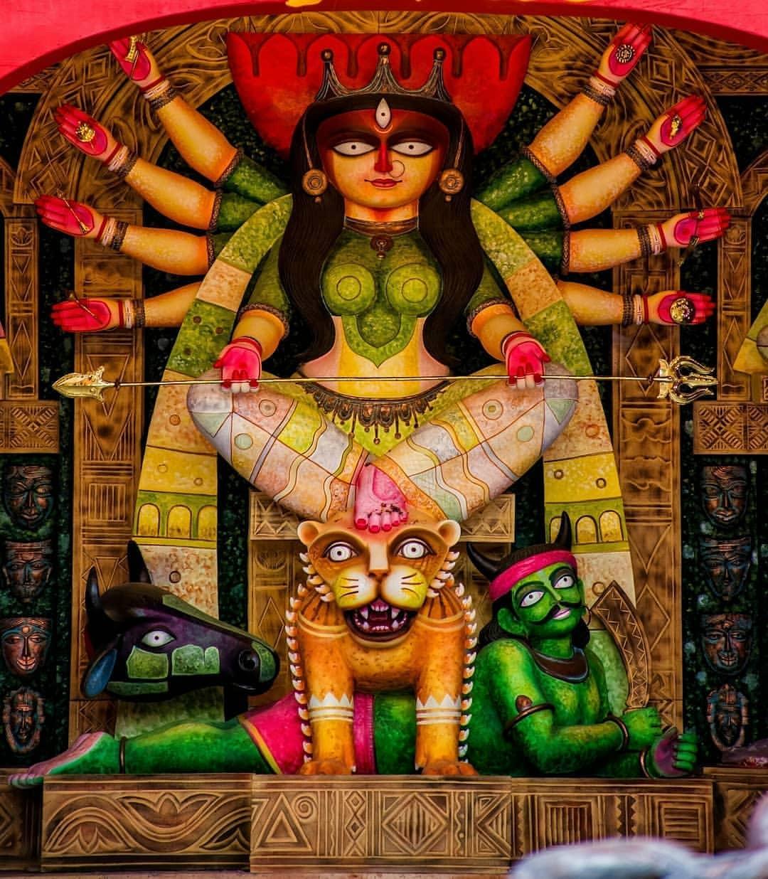 Maa Durga Ke Wallpaper Download