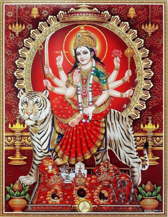 Maa Durga Ultra Hd Wallpaper Download