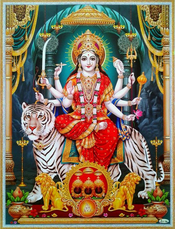 Maa Durga Wallpaper Beautiful Hd Photos For Mobile