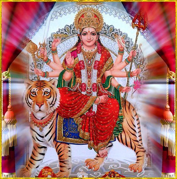 Maa Durga Wallpaper Full Hd Download