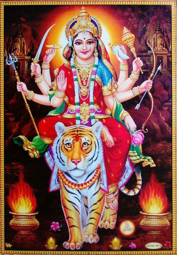 Maa Durga Wallpaper Hd For Laptop