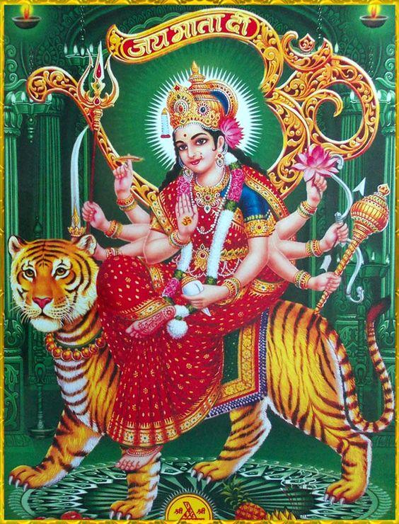Maa Durga Wallpaper Photos Free Download
