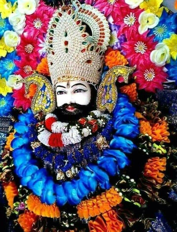 Pics Of Khatu Shyam Baba