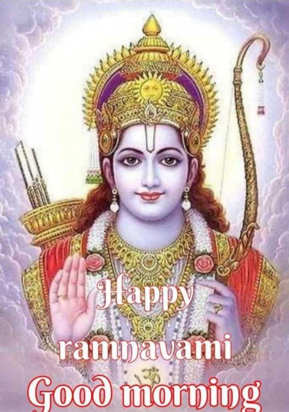 Ram Navmi Good Morning Images