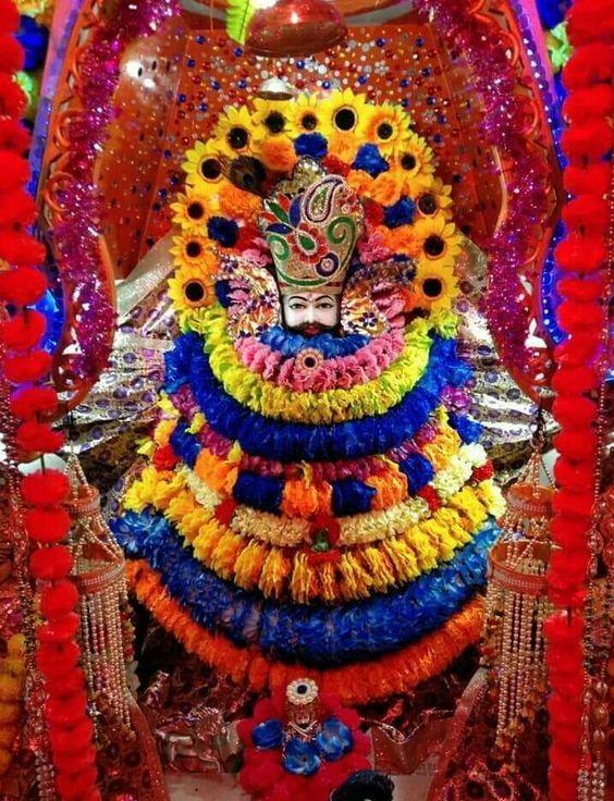 Wallpaper Khatu Shyam Ji
